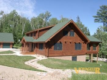 Floor Plans Voyageur Log Homes